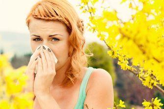 Allergies aux pollens dans plusieurs régions françaises
