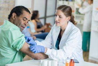 Grippe : déjà un million de patients vaccinés en pharmacie