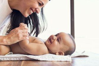 Problèmes de peau du bébé : quelles solutions ?