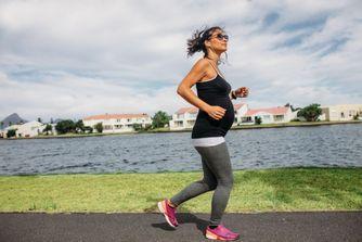 Course à pied et grossesse : peut-on courir enceinte ?