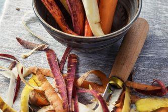 10 astuces pour ne plus gaspiller les peaux de légumes