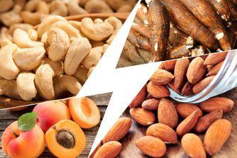 15 aliments qui peuvent être mortels