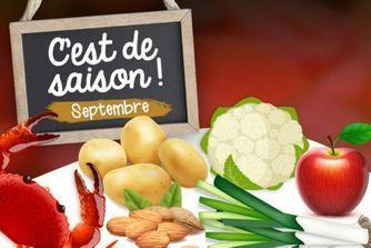 Quels aliments consommer en septembre ?