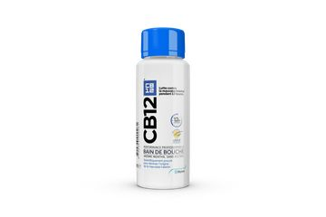 Bain de bouche CB12 Mint sans alcool