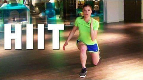 Exercice pour maigrir - Séance de fitness pour maigrir
