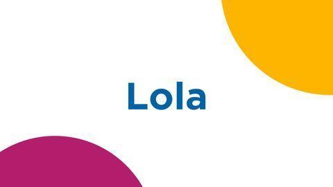 Prénom Lola