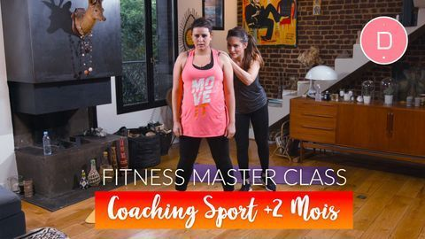 Circuit cardio & abdos - Coaching sport à 2 mois
