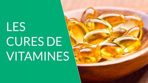 cure de vitamines