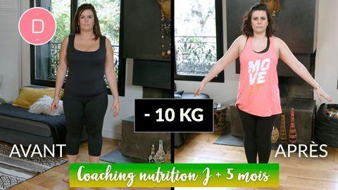-10 kg en 5 mois