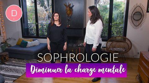 Sophrologie pour diminuer la charge mentale