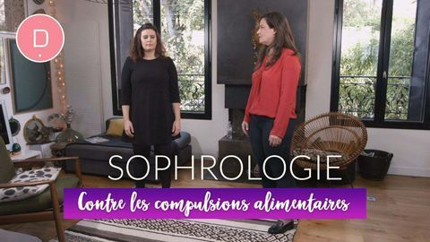 Sophrologie contre les compulsions alimentaires