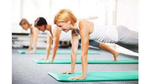 Pilates post-natal