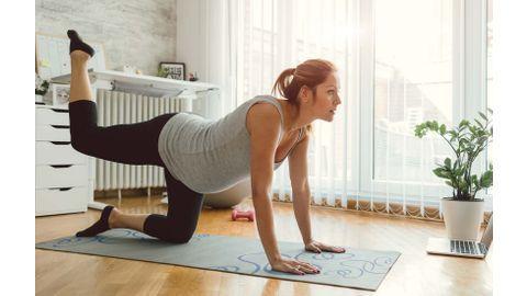Pilates grossesse