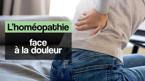 douleur homeopathie