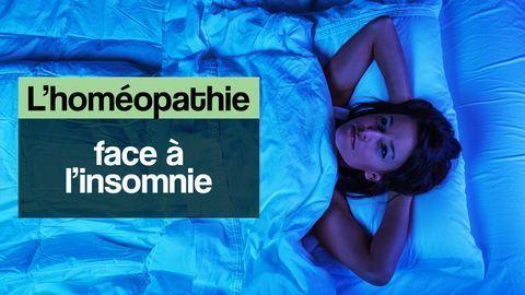 insomnie homéopathie