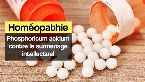 Phosphoricum acidum surmenage