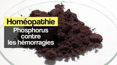 phosphore homéopathie