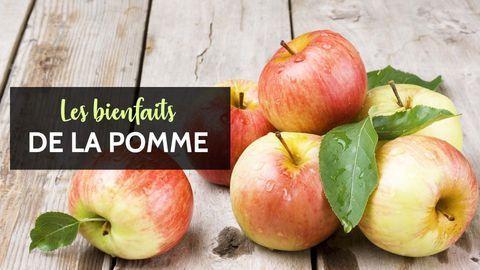 pomme bienfaits