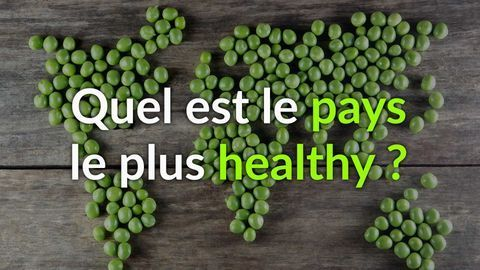 pays le plus healthy