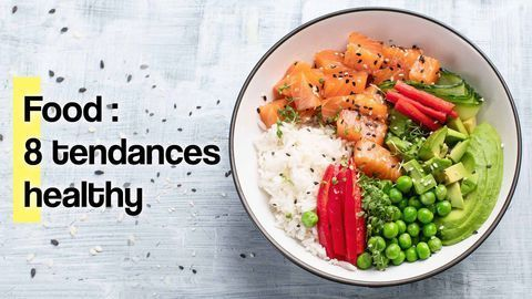 tendances food healthy