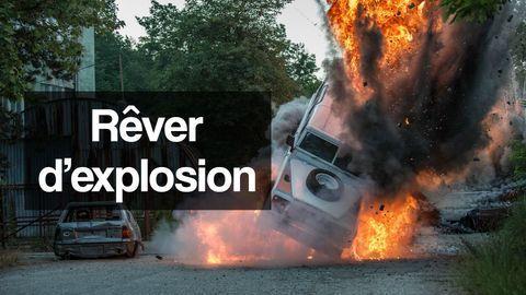 rever d'explosion