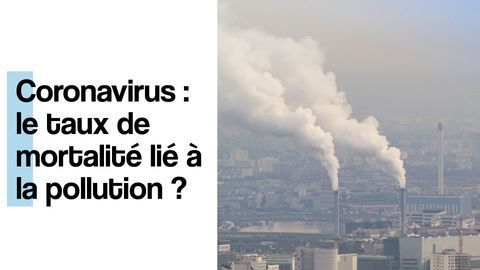 pollution et coronavirus