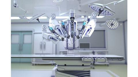Robot et santé
