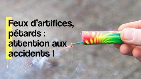 accient feux d'artifices