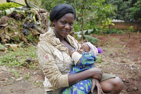 La campagne photographique « Tour du monde de l'allaitement » met les femmes à l'honneur