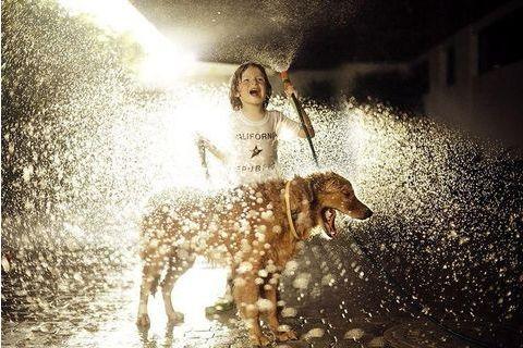 Concours photo : 35 superbes clichés d'enfants en vacances