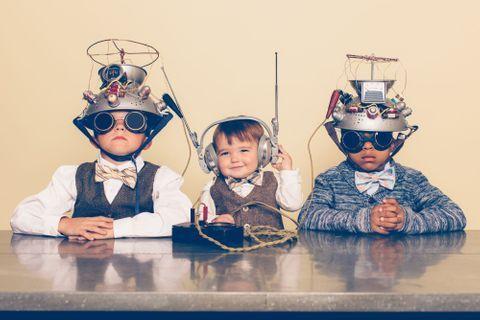 Le top des inventions créées par les enfants