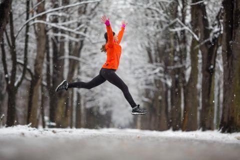 18 conseils pour faire du sport en hiver
