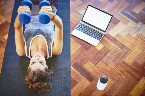 Musculation à la maison : 10 accessoires pour s'entraîner chez soi