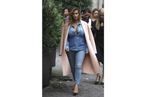 """30 chemises en jean pour un look """"in"""""""