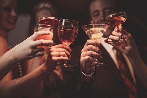 Top 10 des alcools les moins caloriques
