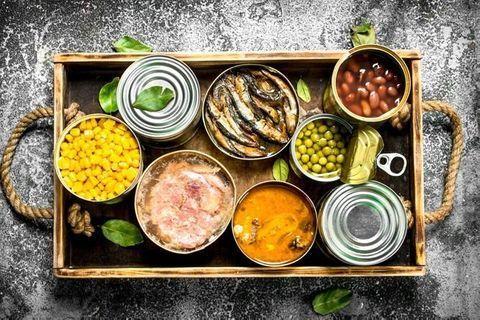 10 aliments qui se conservent (presque) indéfiniment