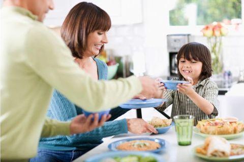 Pâtes, légumes, poissons... Les recommandations pour la semaine