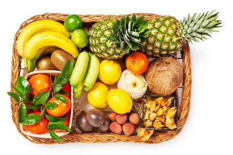 Les 10 fruits les plus caloriques