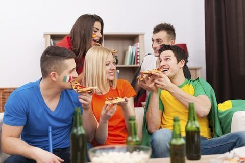 Coupe du monde : le match des plateaux télé