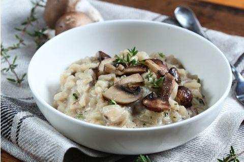 20 recettes de risottos gourmands