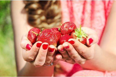 Tous les bienfaits santé des fraises