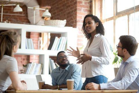 Savez-vous vous mettre en valeur au travail ?