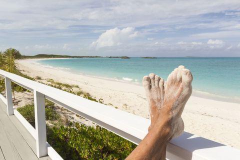 Les bienfaits de la plage sur notre santé