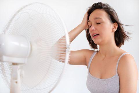 Bouffées de chaleur : des causes multiples