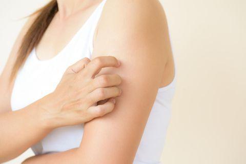 Les maladies de peau contagieuses