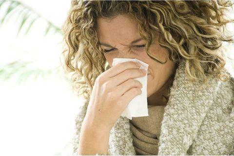 10 remèdes pour soigner naturellement un rhume