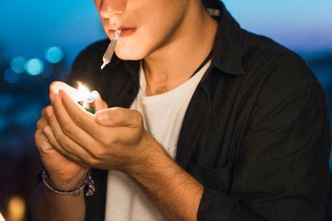 Cannabis : auto-évaluation de sa consommation