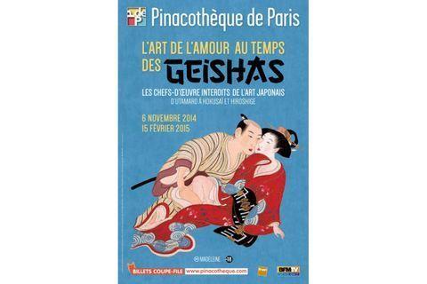 Amour au temps des Geishas