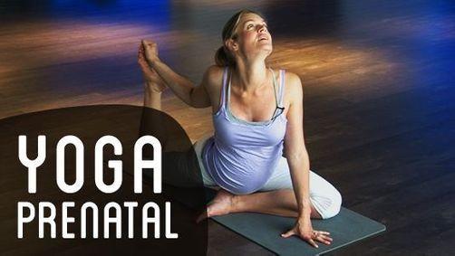 VIDEOS – Yoga prénatal mois par mois
