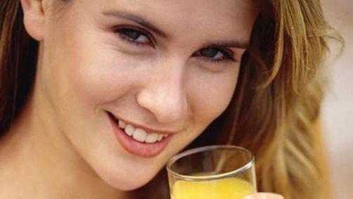 Les jus de fruits, des antioxydants à boire!